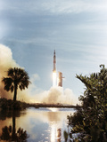 Apollo 15 Launch 1971
