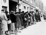WWII Butcher Shop Line