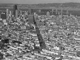 San Francisco Aerial 1973