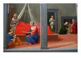 Scenes from the Life of Saint John the Baptist  Ca 1510
