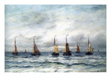 A Fishing Fleet