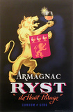 Armagnac Ryst Lion