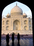 Indien Taj Mahal Jahrestag