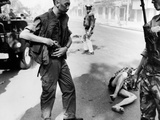 Vietnam War Vietcong Officer Execution
