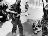 Vietnam War Vietcong Officer Execution