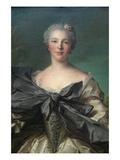 Marie Françoise De La Cropte De St Abre  Marquise D'Argence