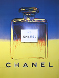 Chanel (Yellow and Blue)
