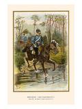 Hanoverian Cavalry Patrol 16th Dragoon Regiment