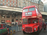 Britain Old Bus