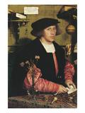 George Gisze - a Merchant