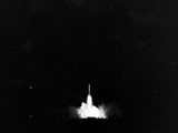 Jupiter C Missile Launch 1958