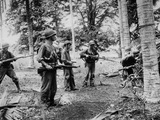 WWII US Marines at Guadalcanal