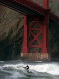 San Francisco Bay Surfer