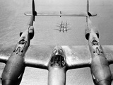 WWII US Lockheed P38 Lightning