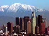 Los Angeles Mount Baldy