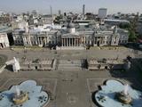 Britain London Trafalgar Square
