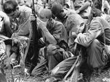 Vietnam War Mourning Dead