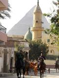 Travel Trip Bent Pyramid