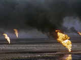 Kuwait Oil Fire