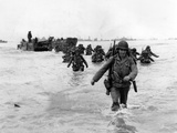 WWII Normandy Invasion