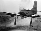 Vietnam War Bombing Run