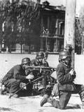 WWII German Army Takes Nikolaev
