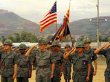 Stand Down of Last US Combat Battalion 1972
