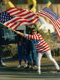 Gulf War US Reax 1991