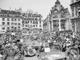 WWII Paris Liberation 1944