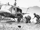 Vietnam War Hamburger Hill US Wounded