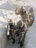 Gulf War US Troops 1991