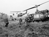 Vietnam War US Troops