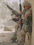 Saudi Arabia Army US Forces Maneuver Exercise Kuwait Crisis
