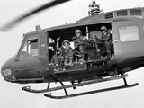 Vietnam War US GI Peace Sign