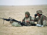 Gulf War USA Troops