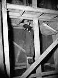 Germany WWII Civilian War Criminal Trial Execution Hanging