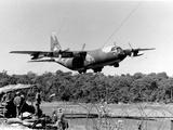 Vietnam War USAF C-130