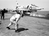 Vietnam War USS Intrepid Skyhawk