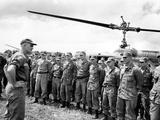 Vietnam War Westmoreland Speaks