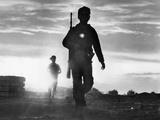 Vietnam War Montagnard Patrol