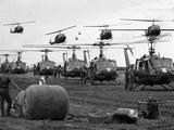 Vietnam US Huey