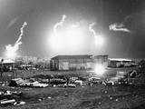 Vietnam War US Base Attacked