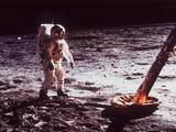 Apollo 11 Lunar Modul  Moon Walk
