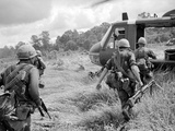 Vietnam War US 1st Infantry