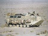 US Marines Assanct Amphibian Vehicle