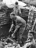 Vietnam War Mortar