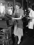 WWII England Women at Work