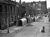 WWII London Bomb Shelters
