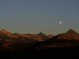 Ansel Adams Yosemite Photo