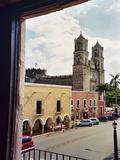 Travel Trip Yucatan Contrasts